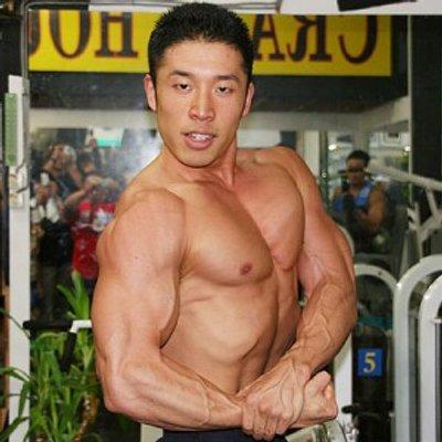 なかやまきんに君の筋肉